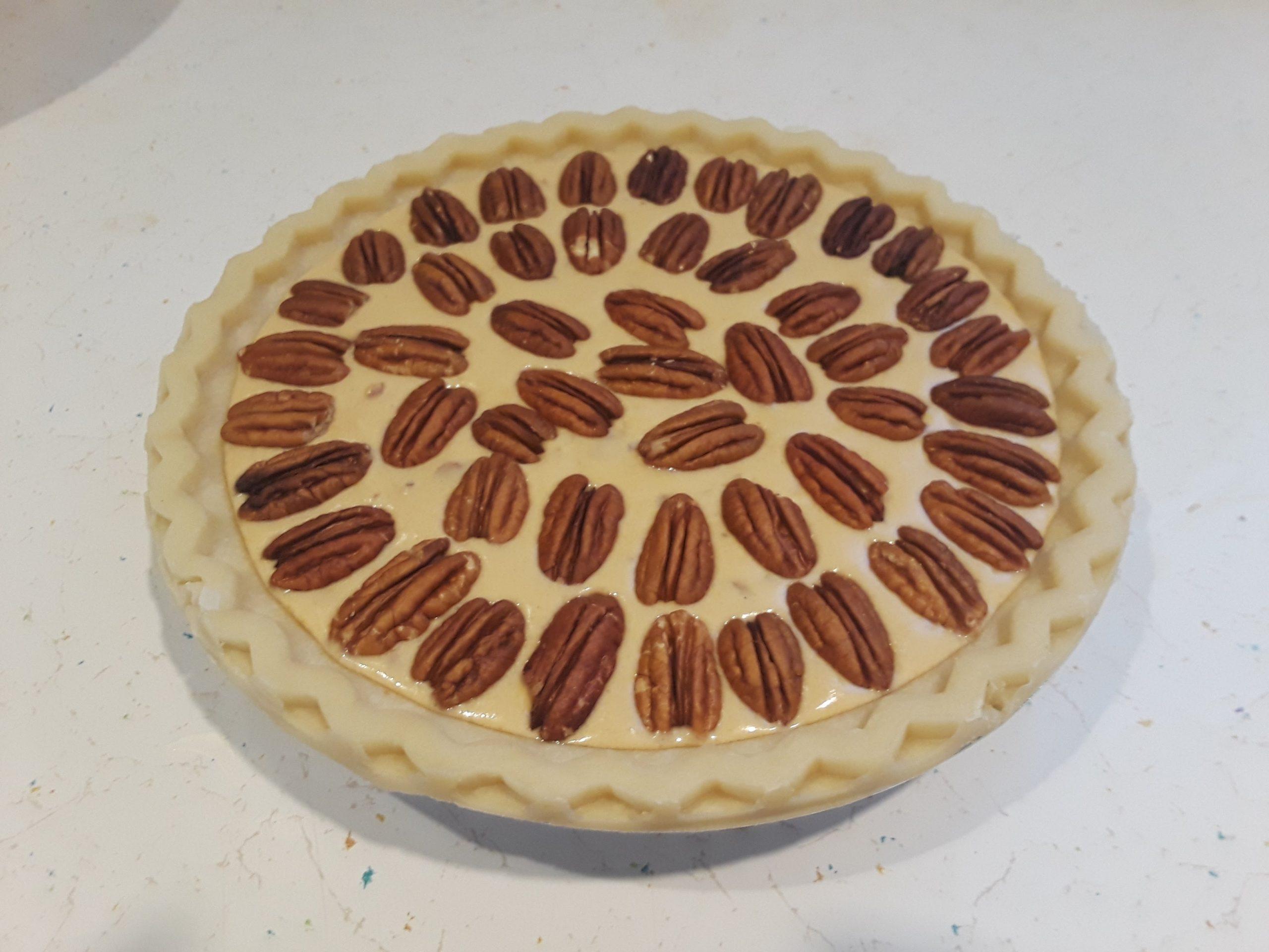 pecan pie one