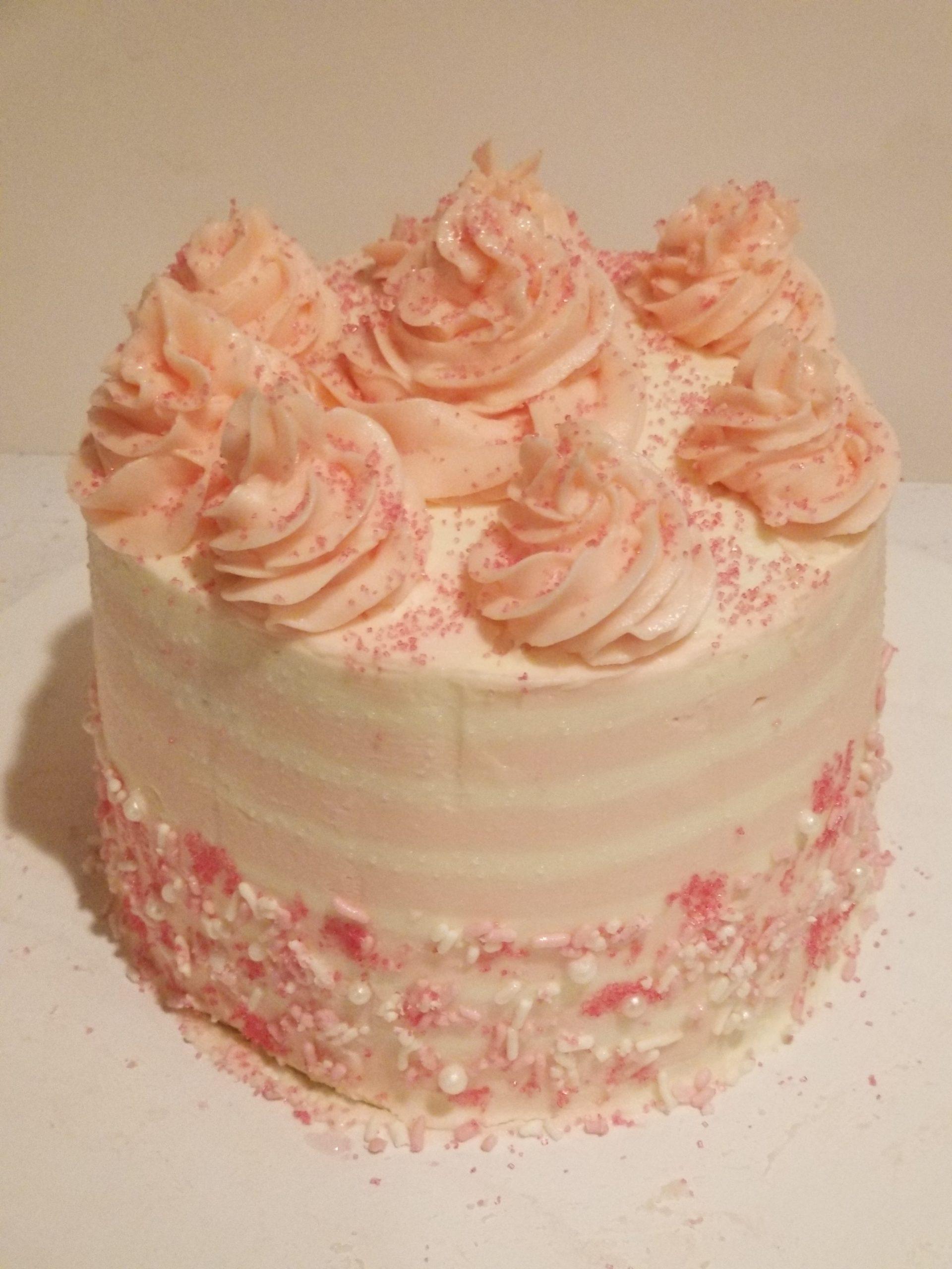 stipe cake